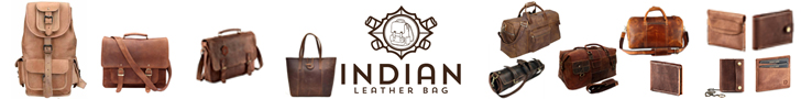Handcrafted Leather Bags and Wallets